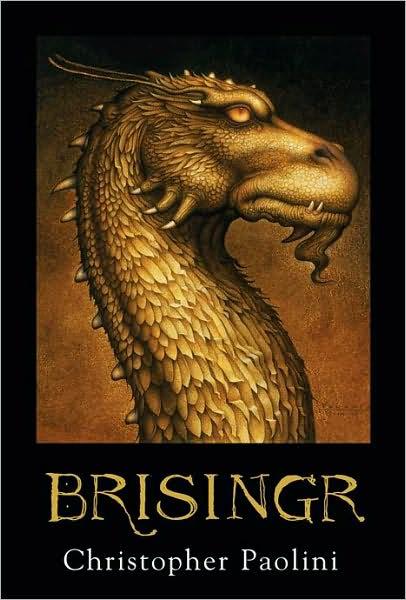 Brisingr okładka przednia